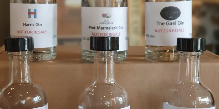 Robertsons of Pitlochry present a day of masterclasses from 8 of the UKs best gin distillers