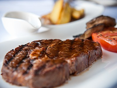 Tuck into a superb prime rib eye of Scotch Beef every Friday and Saturday Night at 63 Tay Street and enjoy the amazing price of £29.95 for three courses.