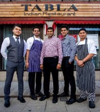 Perth's only AA Rosette Standard Indian Restaurant, Tabla is a favourite of locals and visitors alike.