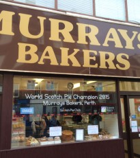 Murrays Bakers Shop Front