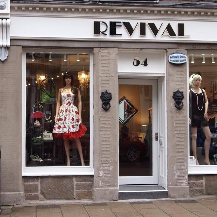 Perth's independent specialists in vintage daywear, special occasion wear and designer clothing without the designer price tags.