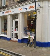 Fun Junction is a family run company with independent toy shops in Perth and Crieff.