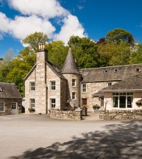 Built originally as part of the Atholl Estate some 350 years ago, East Haugh House was lovingly converted into a personally run country house hotel in 1989 by the McGown family.