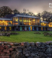 Pitlochry Festival Theatre is the stylistic equivalent of a West End producing theatre set against a