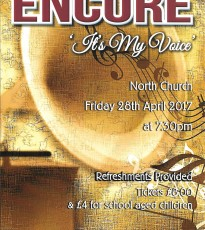 Perth-based Encore Choir invites you to their annual concert.