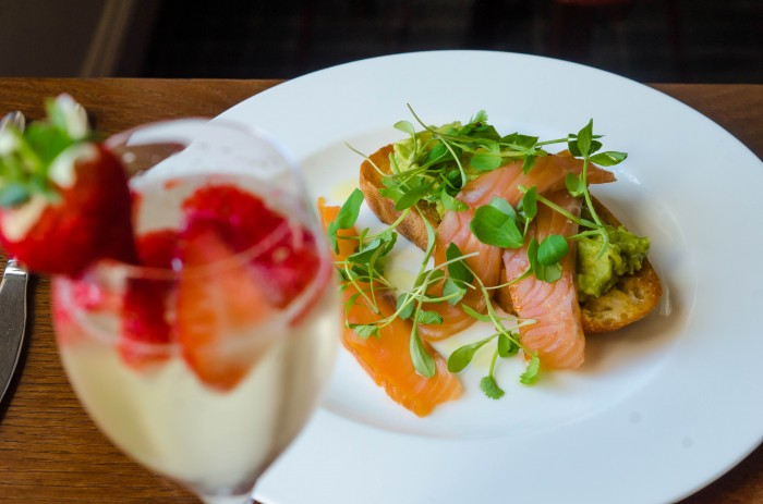 Start your day in style with Ladies Day Brunch at 63 Tay Street
