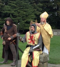 Celebrate the life of Robert the Bruce in a special event with the Strathleven Artizans!