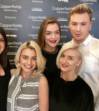Copperfields Team Make it A High Five At Colour Trophy