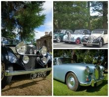 A great opportunity to see some vintage cars!