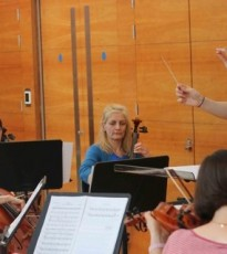 Now in its third year the RSNO Community Orchestra is an initiative from Scotland�s National Orchestra in partnership with Horsecross Arts.