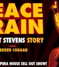 The internationally acclaimed Cat Stevens experience Peace Train � The Cat Stevens Story is to receive its UK premiere in a nationwide tour.