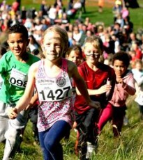 A fantastic Obstacle Course Race for 4 - 13 year olds.