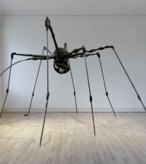 Feel the intense, psychological impact of Louise Bourgeois (1911-2010), one of the most influential artists of our time.
