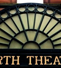 Exploring the heritage of Perth Theatre