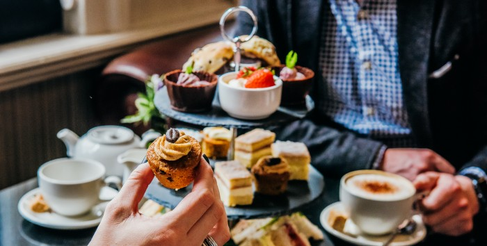 The Bothy have recently launched their afternoon tea.