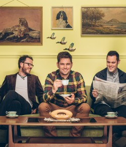 Scouting For Girls are celebrating 10 years since the release of their self-titled debut album with a UK tour and a special edition re-issue.  Catch them this summer at Birnam Arts!