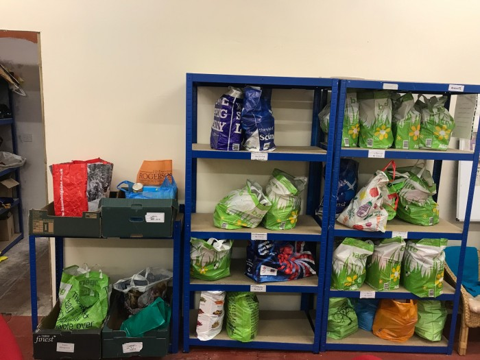 Foodbank Perth - Food parcels