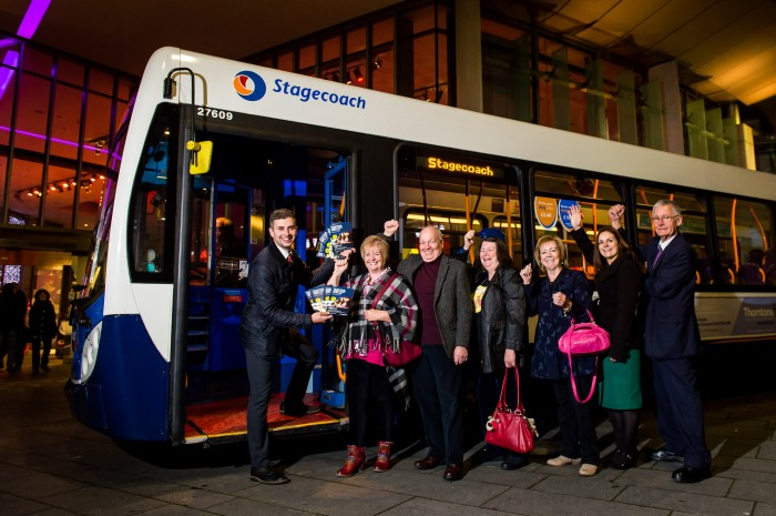 Stagecoach Nightrider Launch