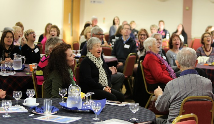 An annual event celebrating unpaid carers and recognising the vital contribution they make.