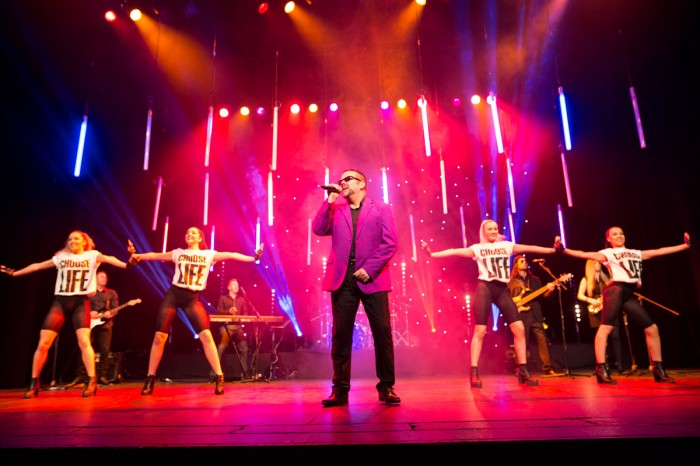 Get ready for an unforgettable evening with a global superstar, as he puts the Boom Boom into your heart in this all-new production: Fastlove - A Tribute to George Michael.