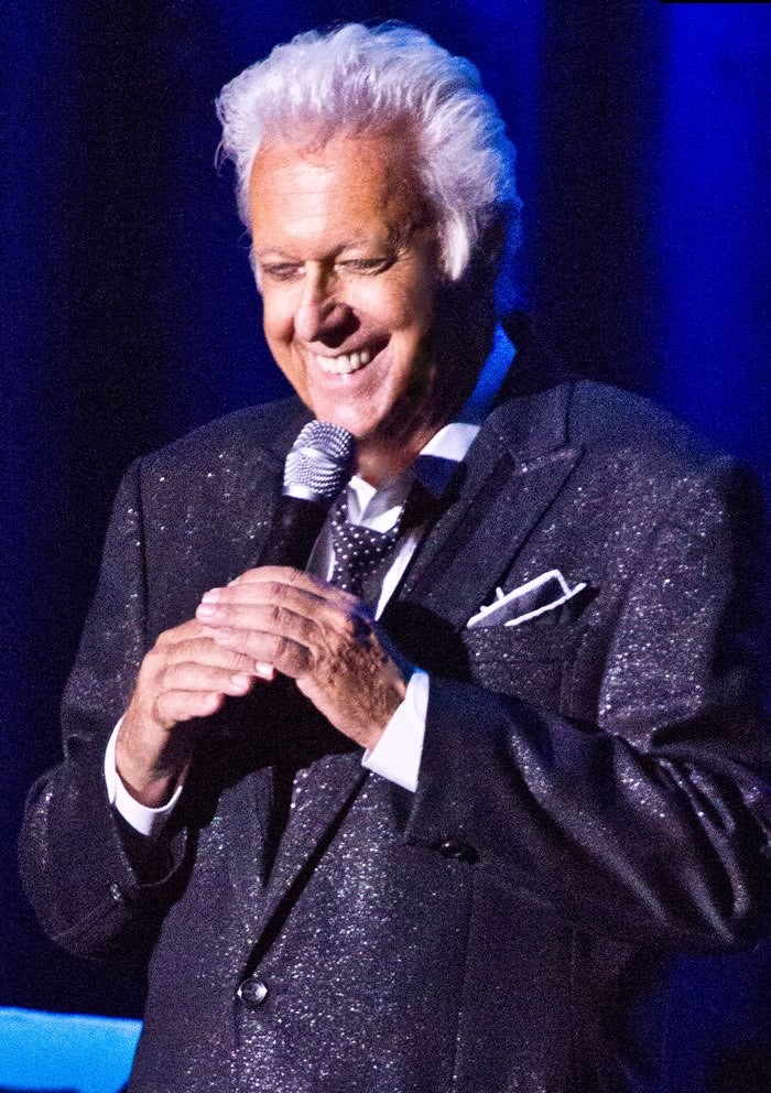 International singing star Jack Jones celebrates his 80th birthday in a show packed with favourites including The Impossible Dream.