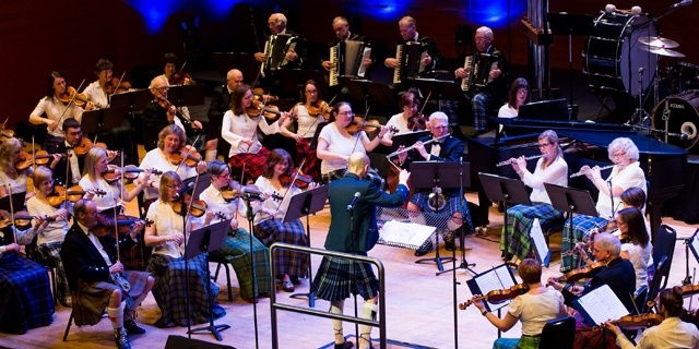 The SFO, Scotland's National Fiddle Orchestra, makes a welcome return to Perth Concert Hall.