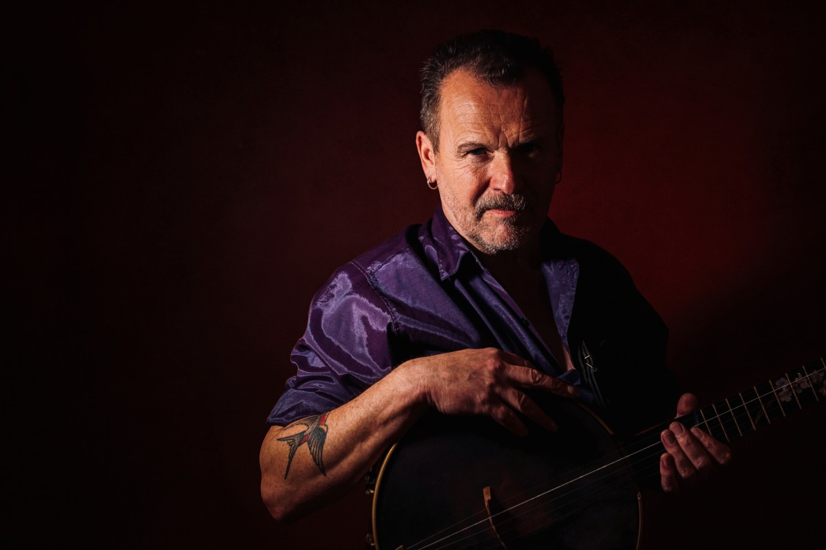 Widely acknowledged as one of the finest acoustic and slide guitar players in the world, Martin's interpretations of traditional songs are masterpieces of storytelling.