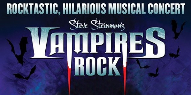 Steve Steinman has ramped up the vamp in this spectacular sequel to the phenomenally successful Vampires Rock.