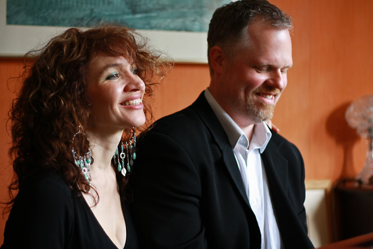 The award-winning vocalist Jacqui Dankworth is joined onstage by her husband, acclaimed American pianist-vocalist, Charlie Wood for a unique concert of duet arrangements celebrating a century of song.