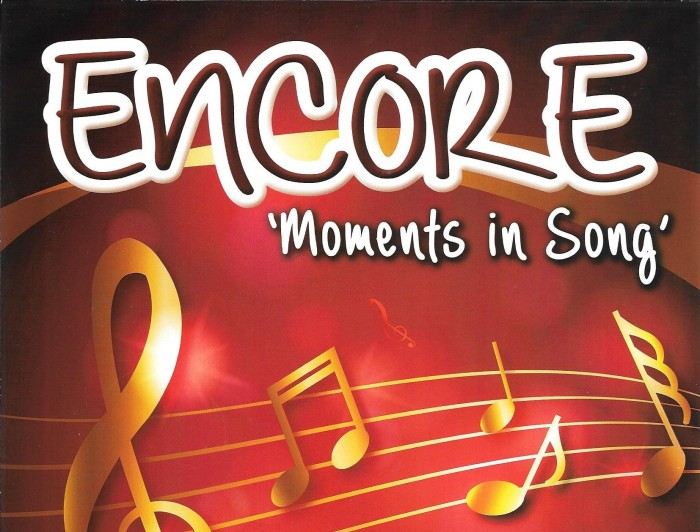 The ever popular Encore Choir will hold its annual concert in Perth North Church this April.