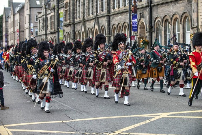 This August, the streets of Perth will be alive with the sounds of music as a range of pipe bands, music bands and other performers come together for The City of Perth Salute.