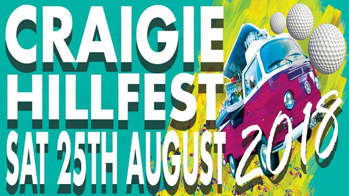 Craigie Hill Fest is back bigger and better than before for the third annual festival