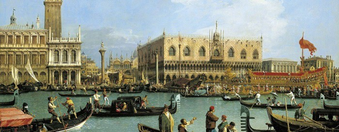 A cinematic journey into the life and works of Canaletto