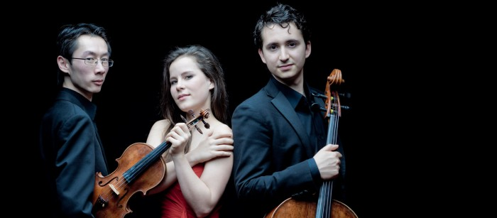 The Amatis Trio will be bringing their prizewinning music to Perth Concert Hall.