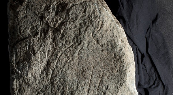 Culture Perth and Kinross and University Of Highland and Island's Institute for Northern Studies present a newly discovered Pictish carving.