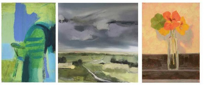 Frames Gallery are delighted to be holding this exhibition featuring the work of three artists who have all shown previously, in mixed exhibitions in the gallery but are now sharing a show together.