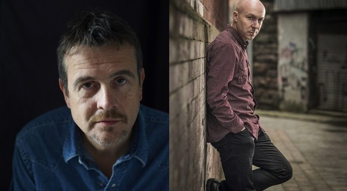 Two of the UK's top selling crime writers will be meeting in Perth.