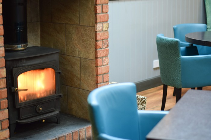 Vegan Review - Log Burner