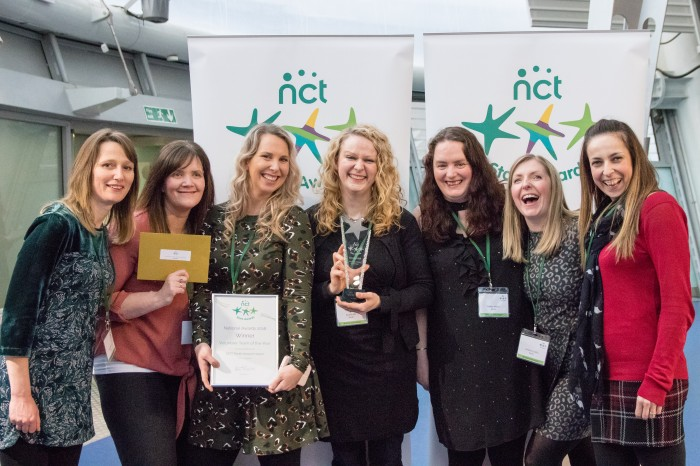 The Award-Winning Team of NCT Perth Branch!