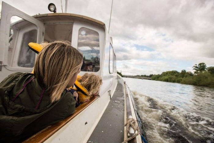 From May until September 2019 discover the River Tay in Perth with a range of fantastic boat trips.