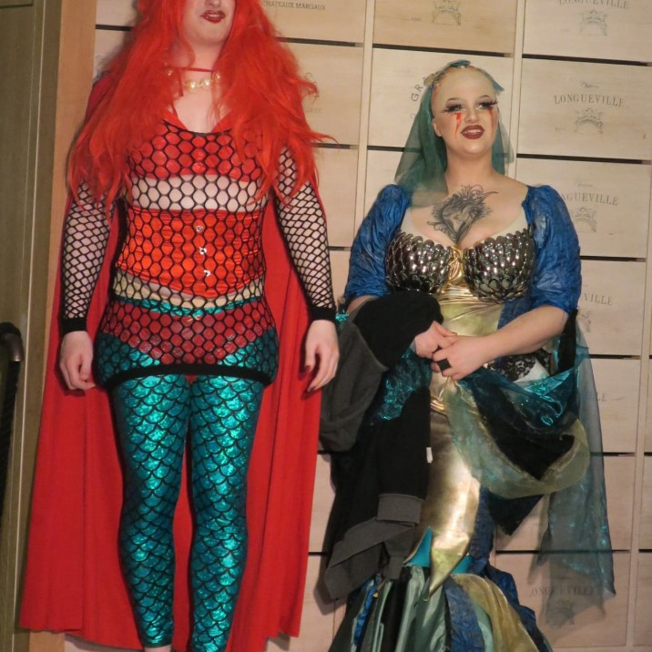The Mermaids of Perthshire Pride - there's a caption we never thought we'd type! #UnderwaterLove