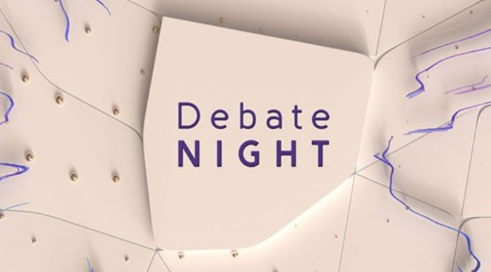3 DEBATE NIGHT
