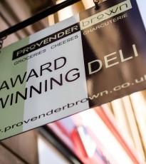 This is the deli you wished you had opened; the one you dream about!